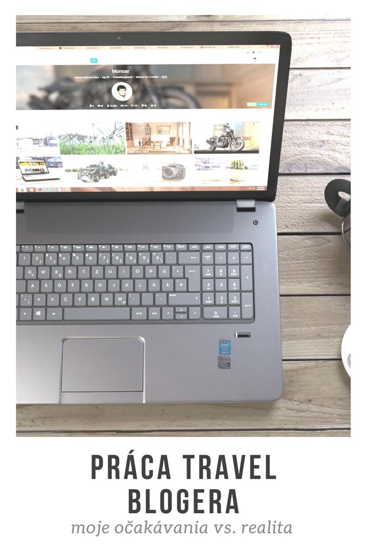 Práca travel blogera znie ako vysnívaný džob. To som si myslel aj ja. Prečítaj si však, ako sa moje myšlienky a názory za päť rokov blogovania úplne zmenili a otočili. Myslíš si, že je práca travel blogera aj pre teba?