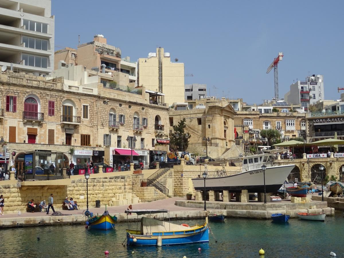 St Julians na Malte