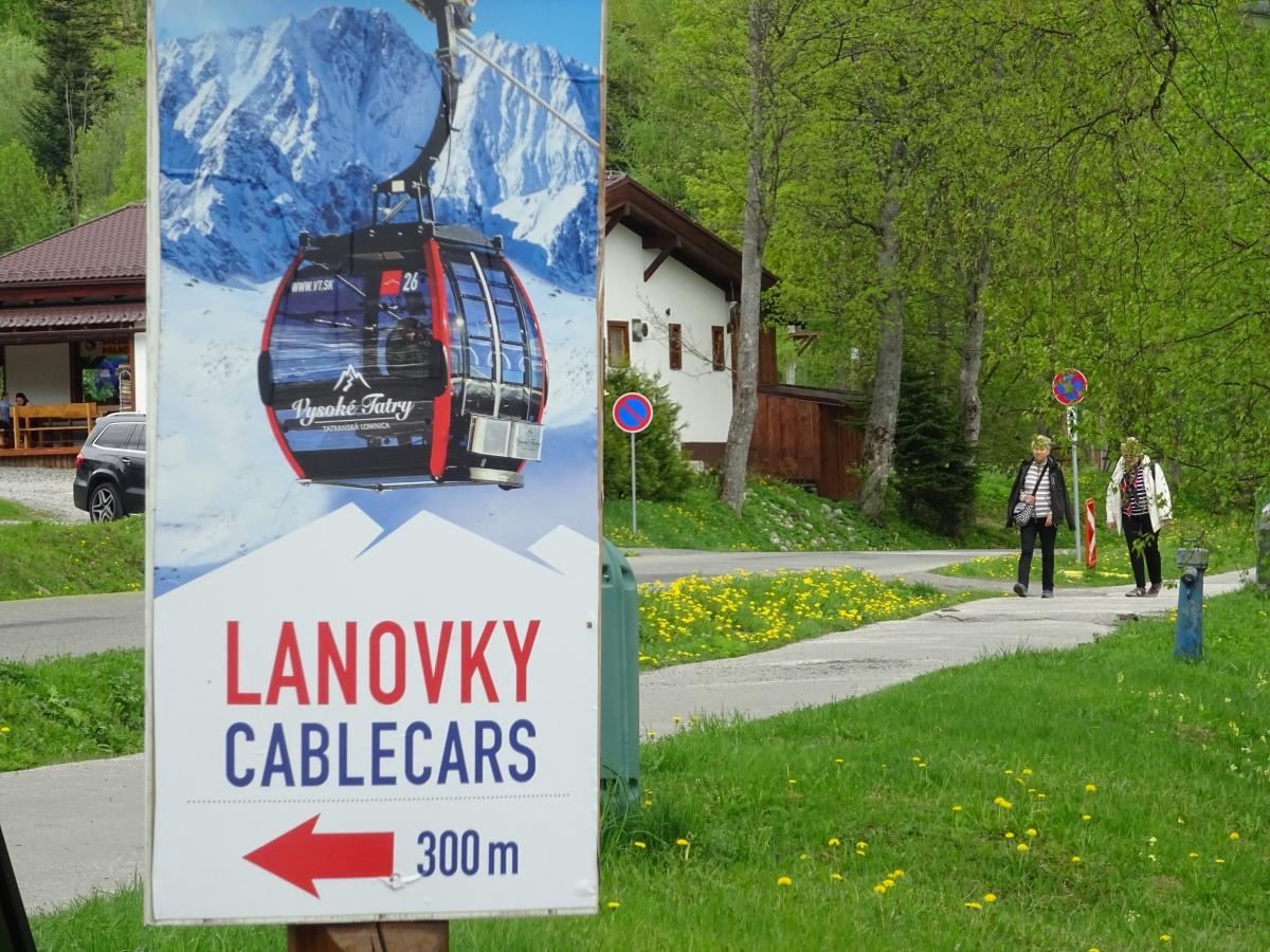 Čo vidieť v Tatranskej Lomnici