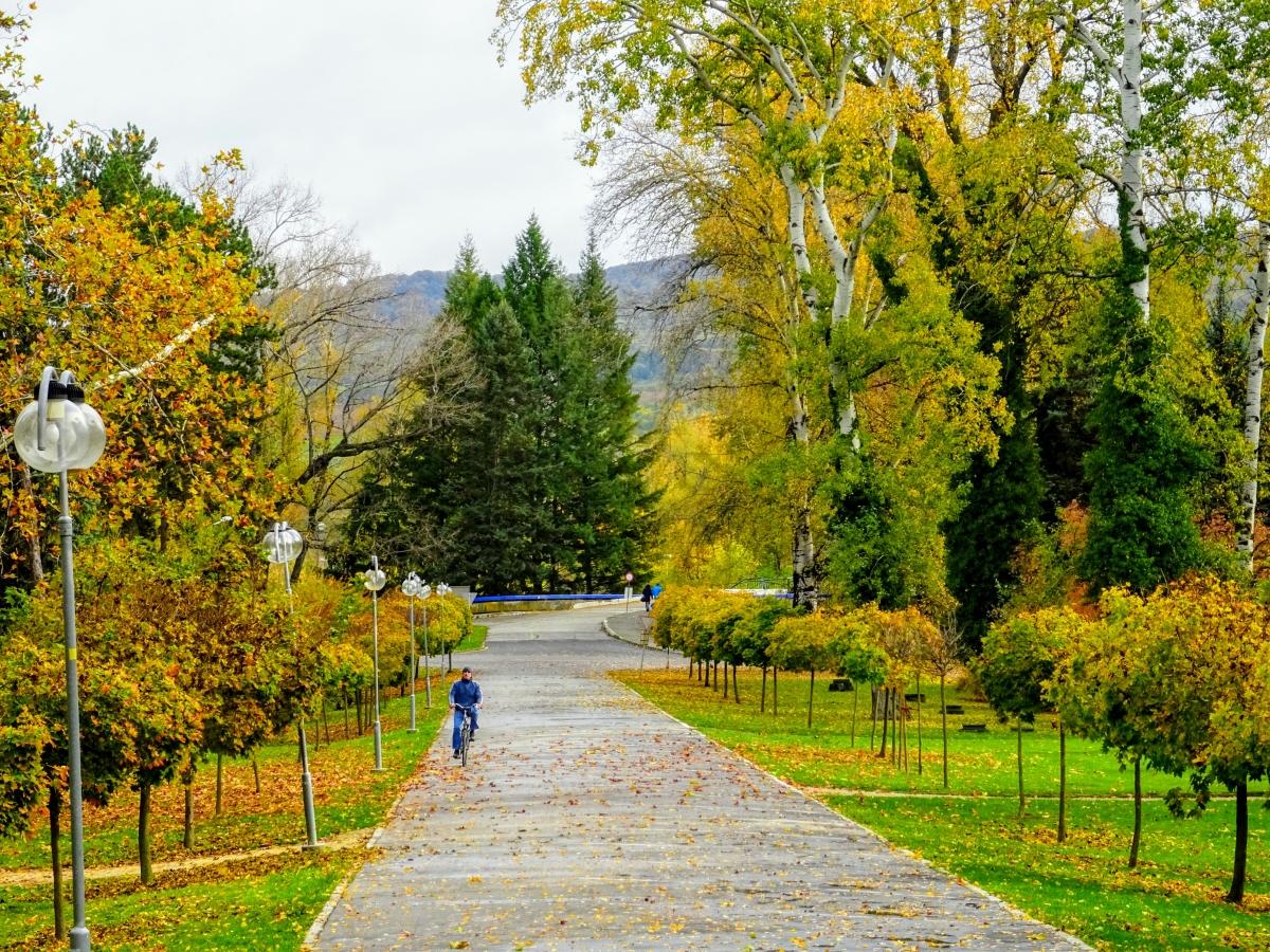 Mestský park Pieštany