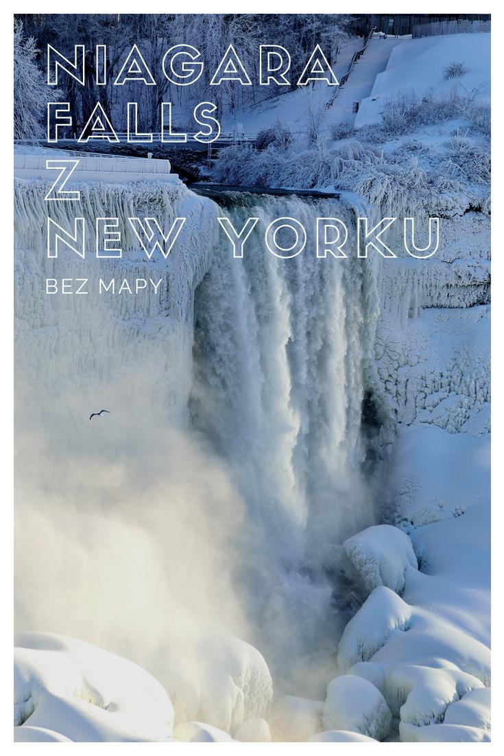 Výlet z New Yorku na Niagarské vodopády môže byť problém. Či už ideš autom, autobusom alebo lietadlom, spísal som, aké sú tvoje možnosti a najlepšia trasa.