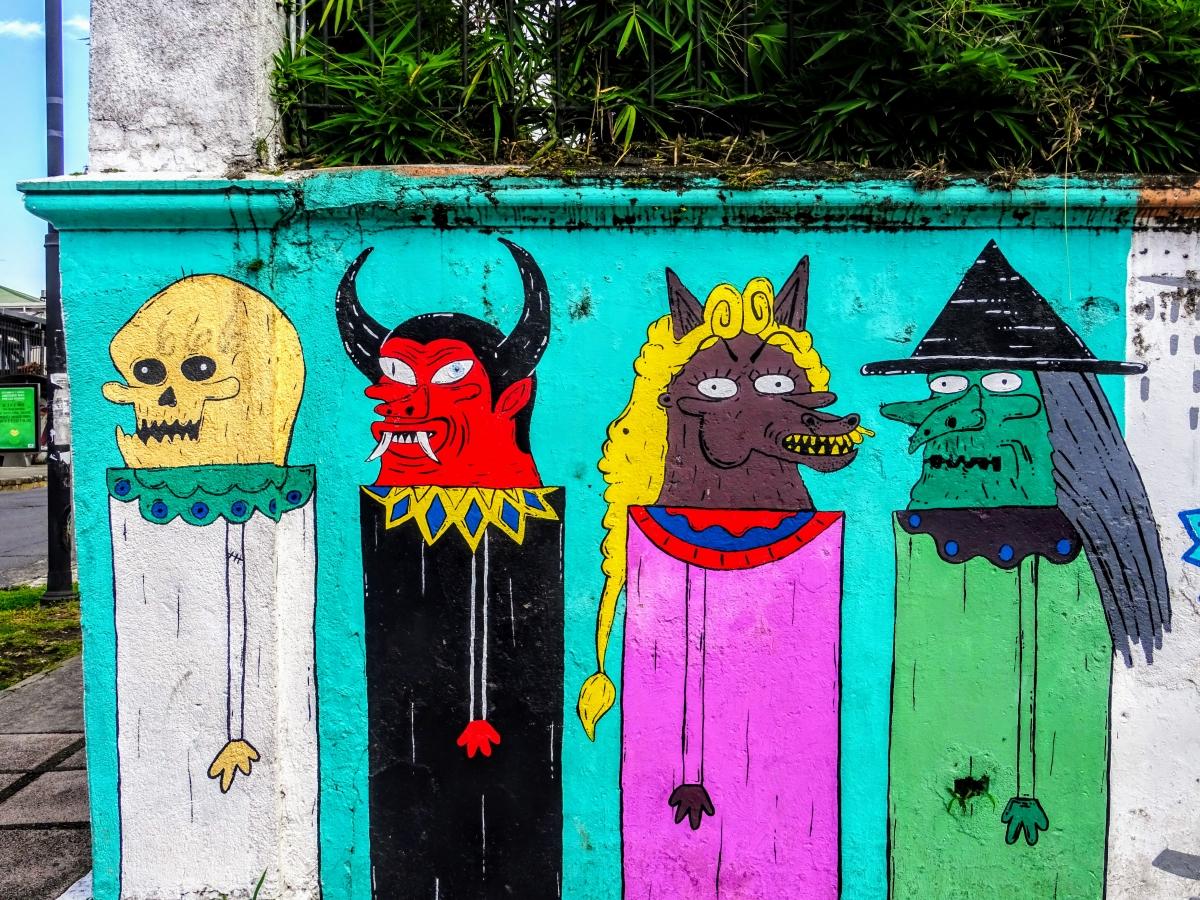 čo vidieť v San José v Kostarike