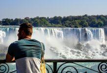 Výlet z New Yorku na Niagarské vodopády