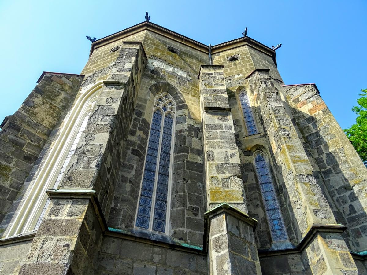 kláštor hronský beňadik