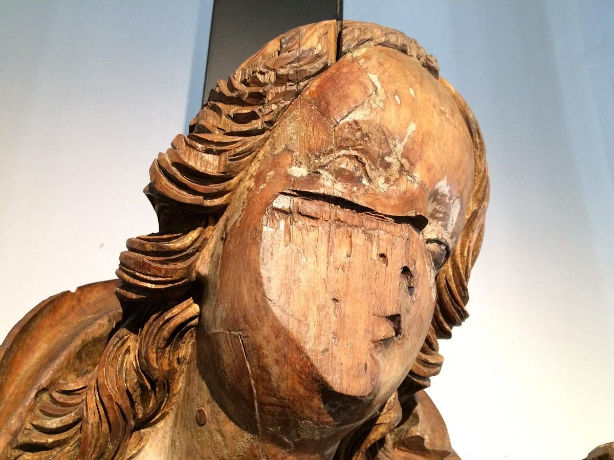 socha majstra pavla z levoče