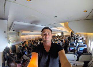 ako cestovať lietadlom