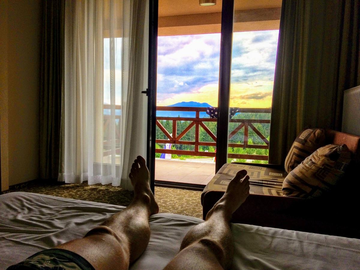 hotel green kubínska hoľa