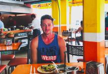 Mexické jedlo