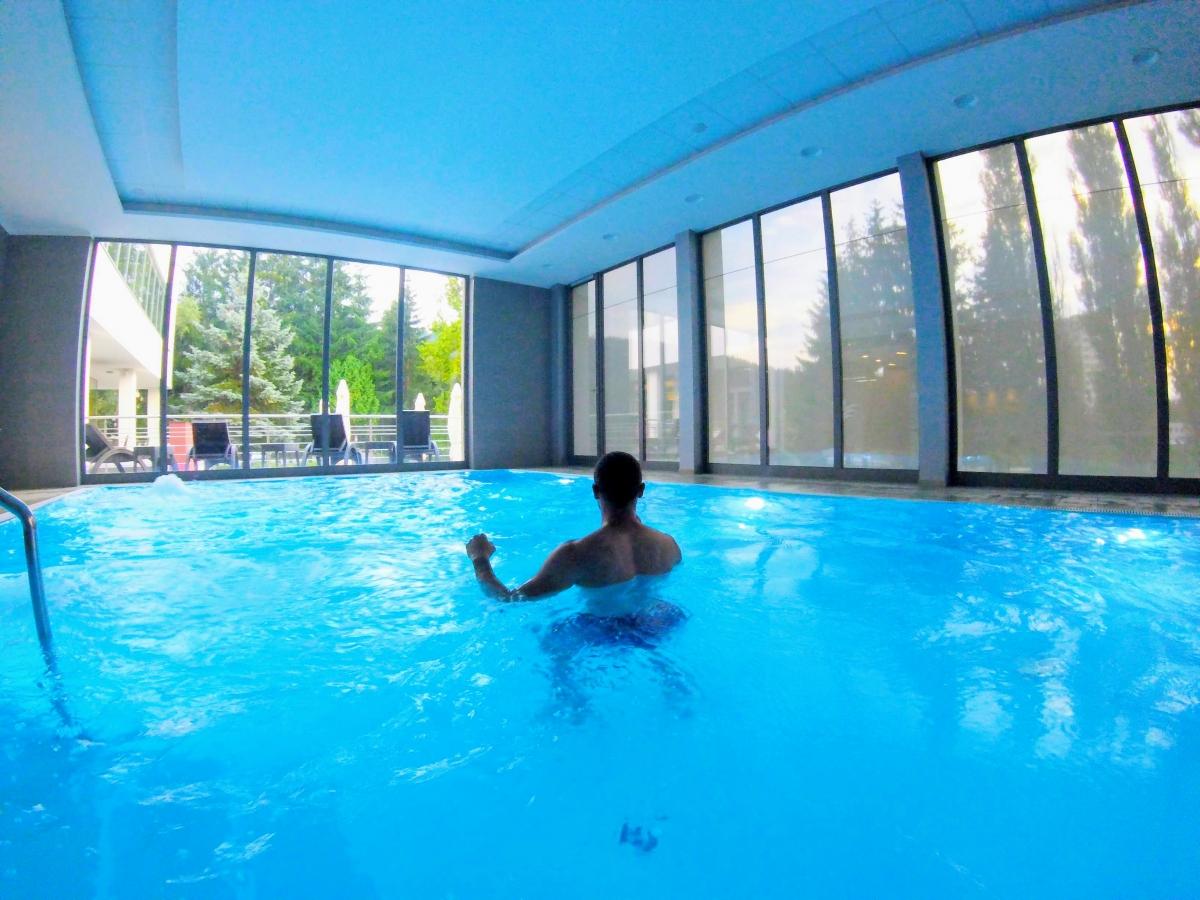 Wellness v Hoteli Park v Dolnom Kubíne