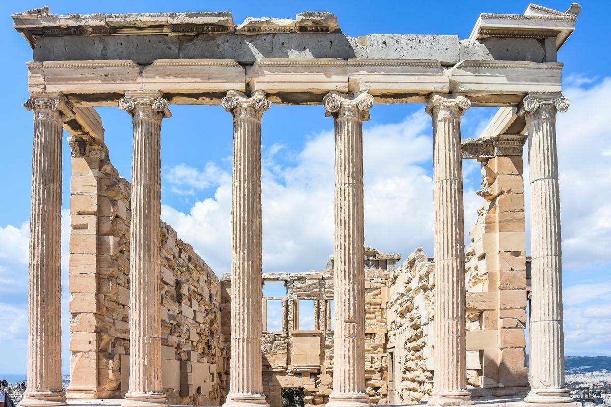 Čo vidieť v Aténach
