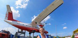 kovozoo letadlo