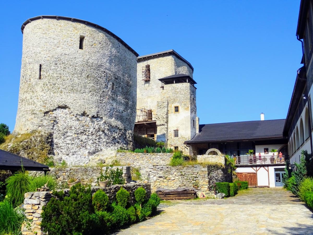 Hrad v Liptovskom Hrádku