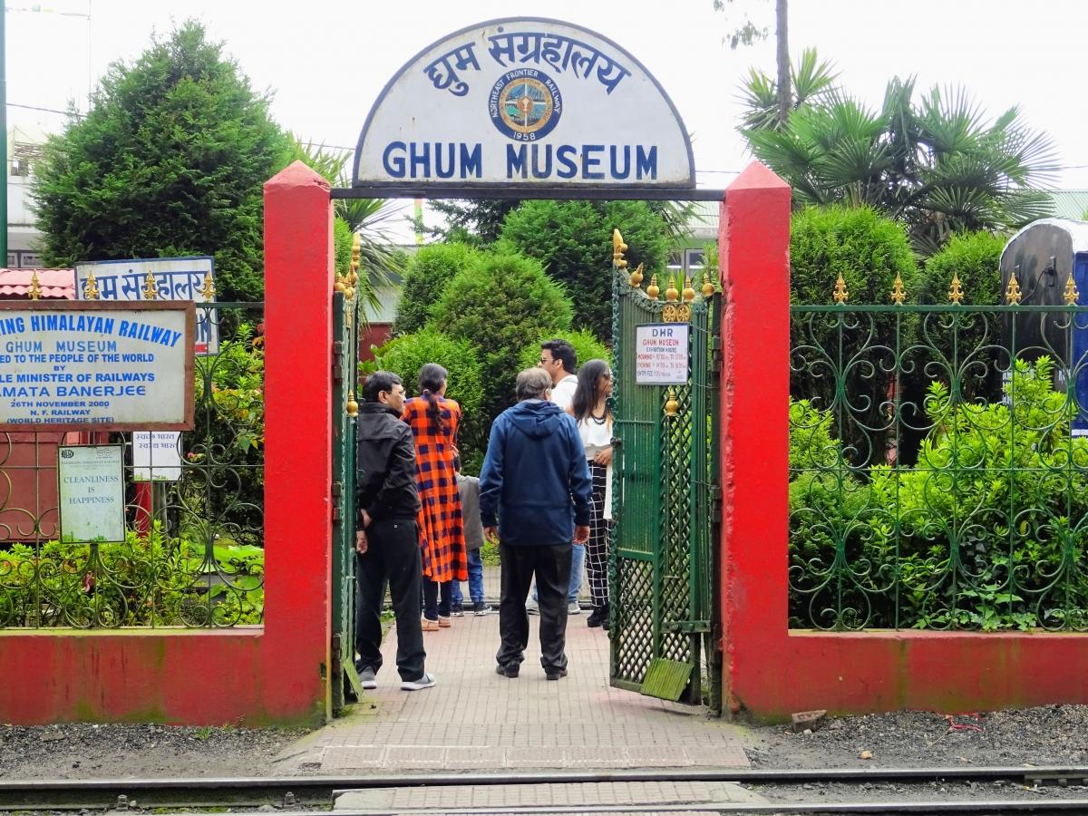 múzeum Ghum