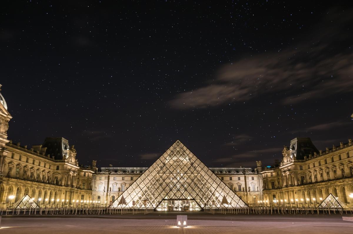 čo vidieť v paríži