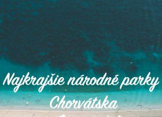 najkrajšie národné parky chorvátska