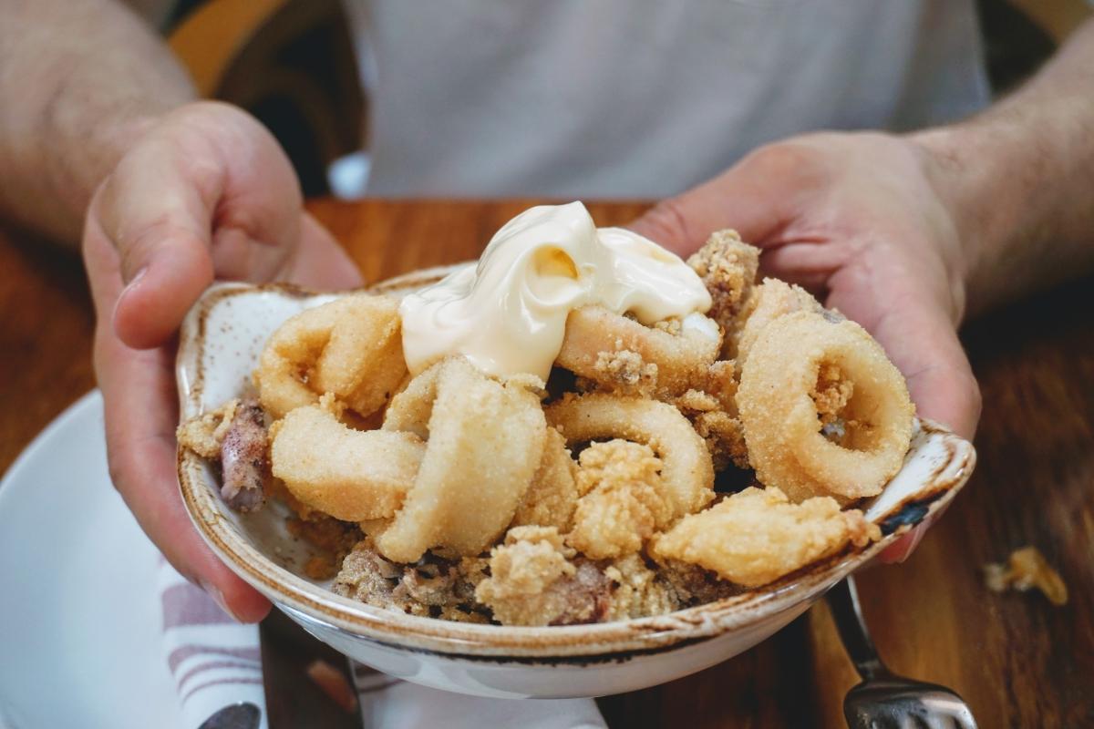 španielske jedlo