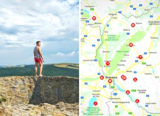 Výlety autom z Bratislavy do 100 km a 15 miest, ktoré ľúbim