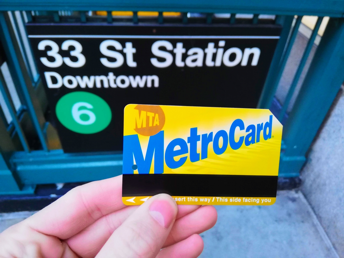 metro karta v new yorku cena