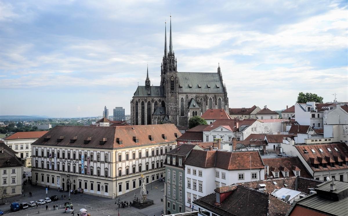 Čo vidieť v Brne počas návštevy