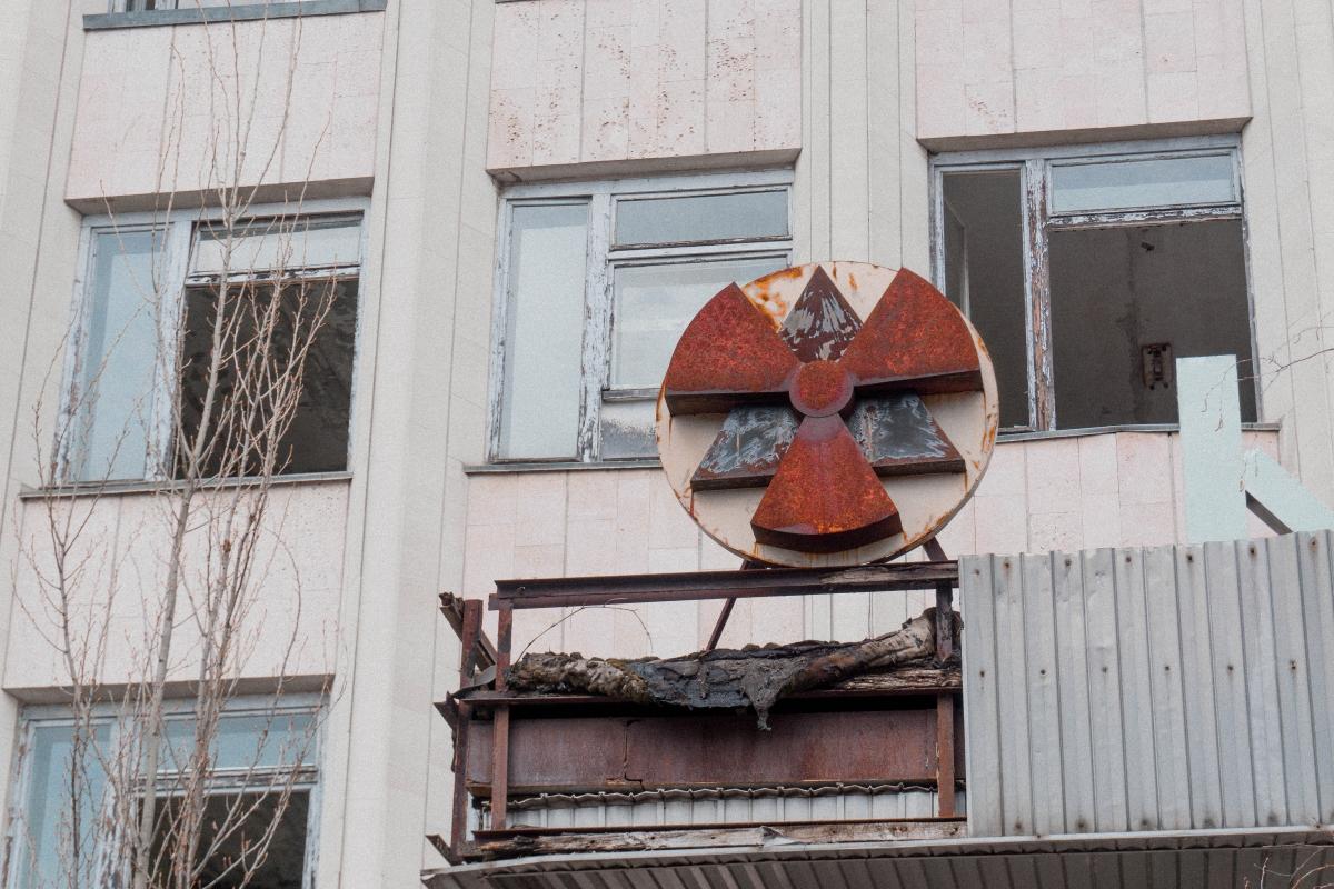 Čo vidieť v Černobyle