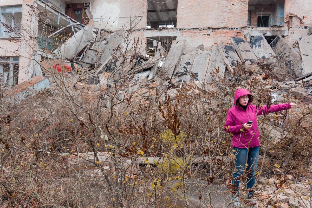 Návšteva Černobyľu krok za krokom a 3 tipy pre bezpečnosť