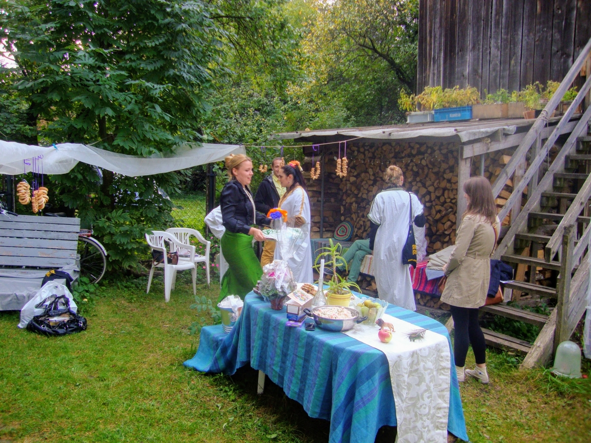 estonian garden party