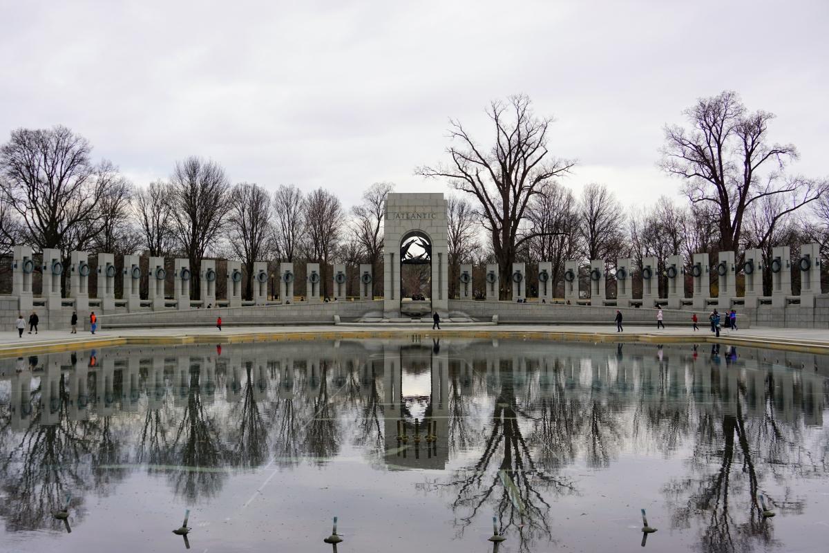 pomník druhej svetovej vojny
