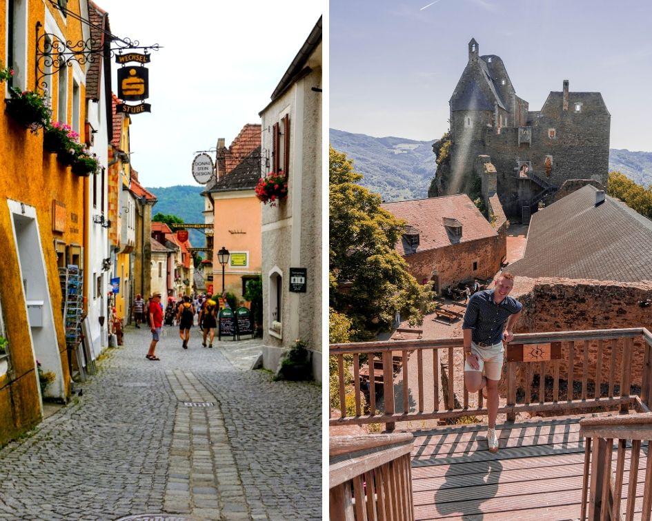 Čo vidieť vo Wachau, kam ísť na výlet a tip na plavbu loďou po Dunaji
