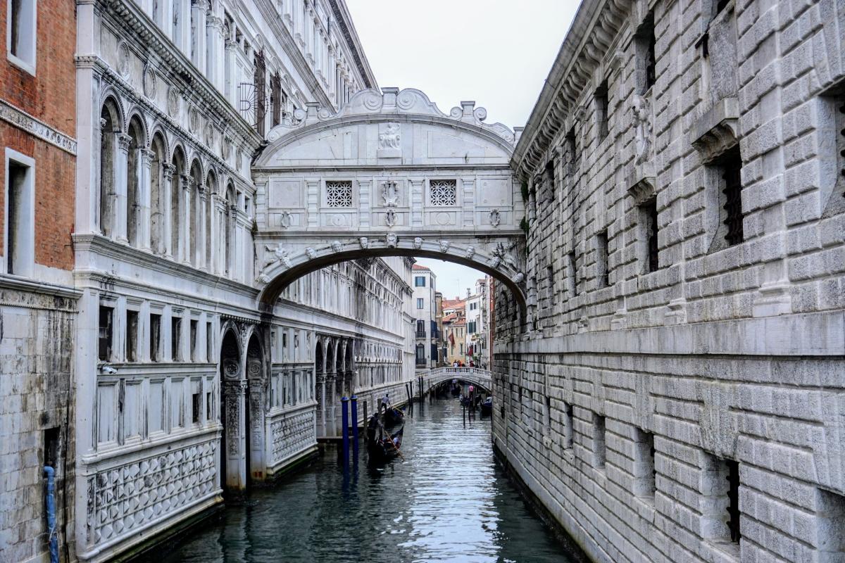 Čo vidieť v Benátkach