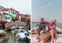 Čo vidieť v Benátkach a tip na výlet na ostrov Burano v Taliansku