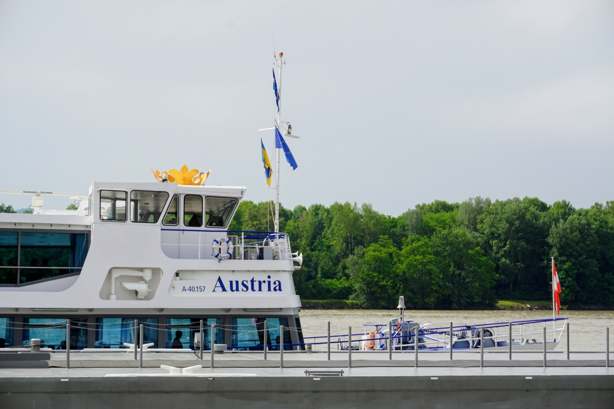 Plavba loďou po Dunaji vo Wachau