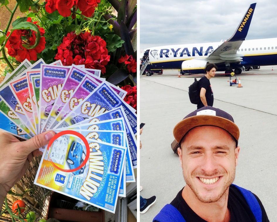 Ako vyhrať Ryanair lotériu