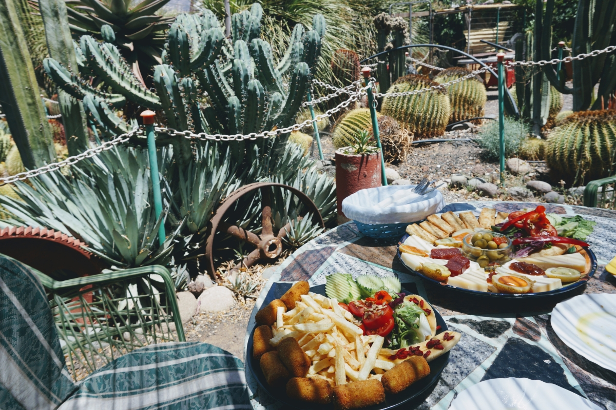 Restaurante La Gañanía