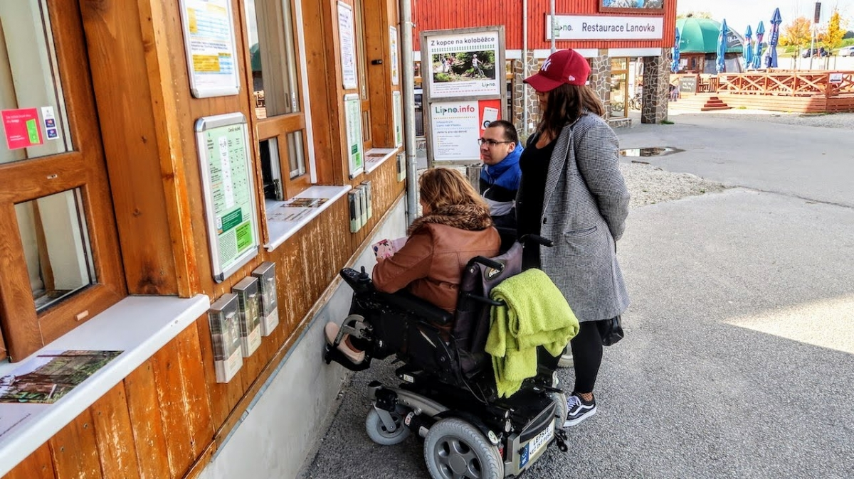 Kam na výlet na vozíku? 3 tipy na bezbariérové výlety po Slovensku