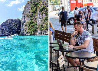 Ako zarobiť peniaze na cestovanie pomocou affiliate marketingu cez internet