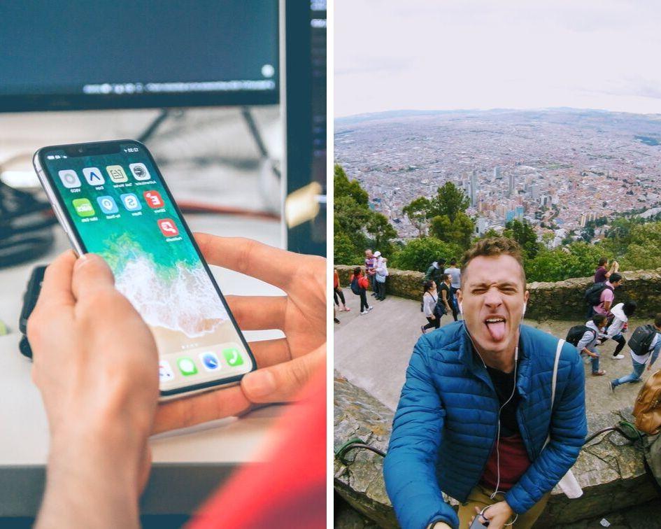 """Moje top 4 aplikácie na dovolenku, ktoré si """"zbaľte"""" do mobilu aj vy"""