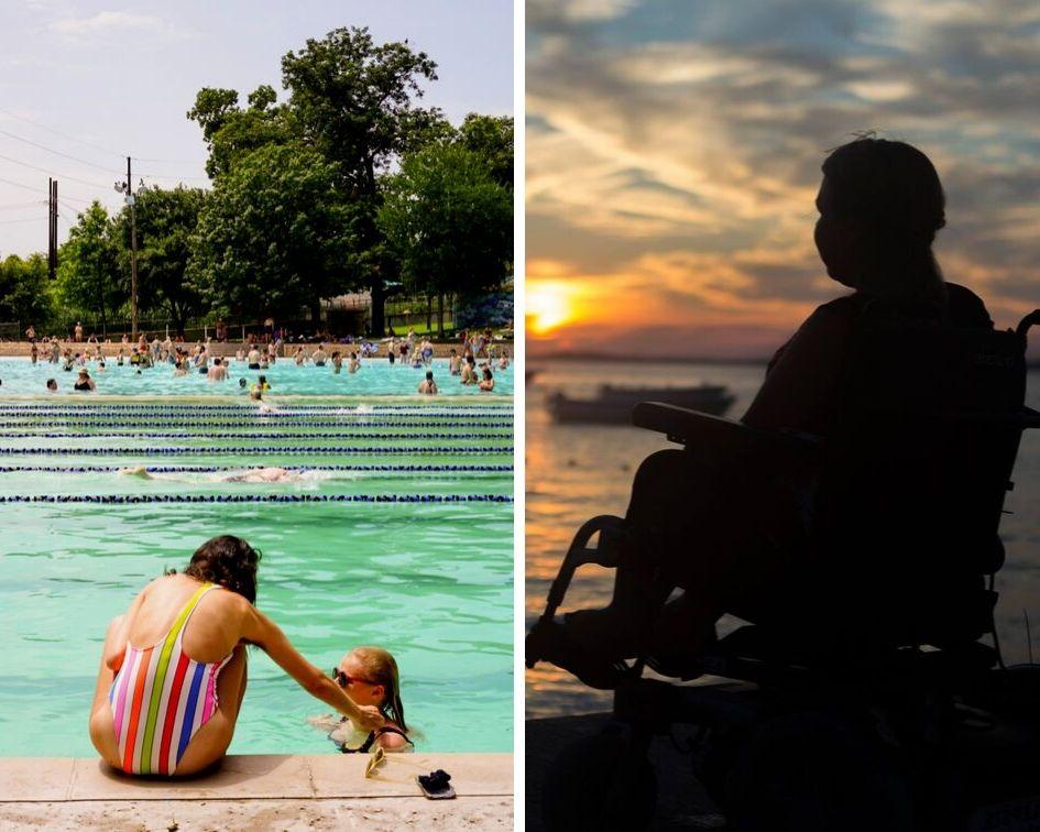 3 tipy na bezbariérové kúpaliská v Bratislave vhodné pre ľudí na vozíku
