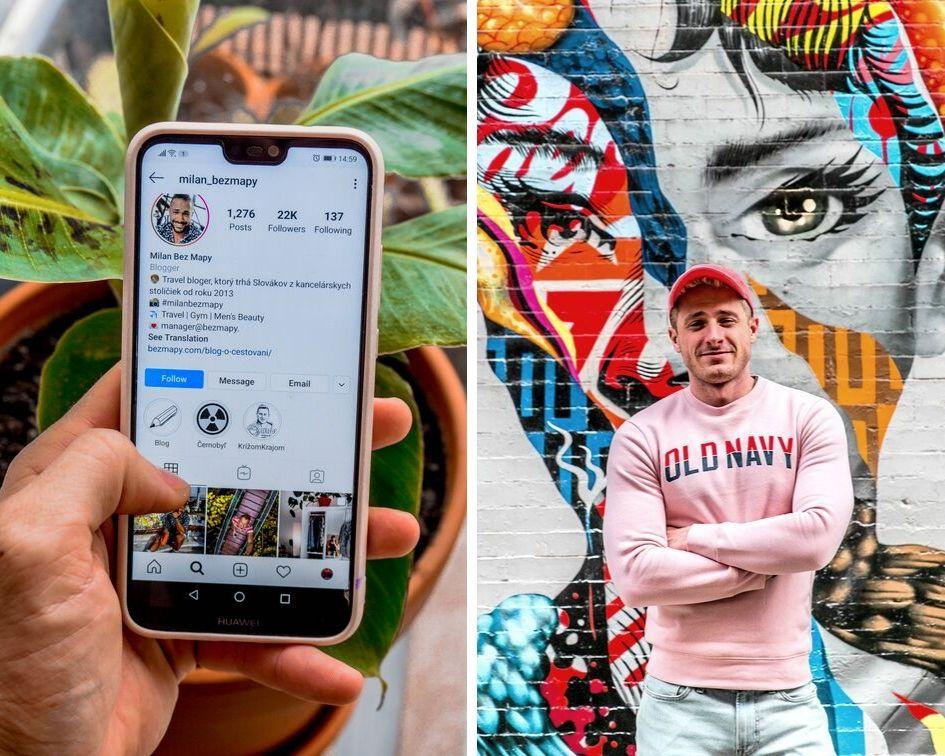 5 rád ako získať followerov na Instagrame, vďaka ktorým mám 22 000 ľudí