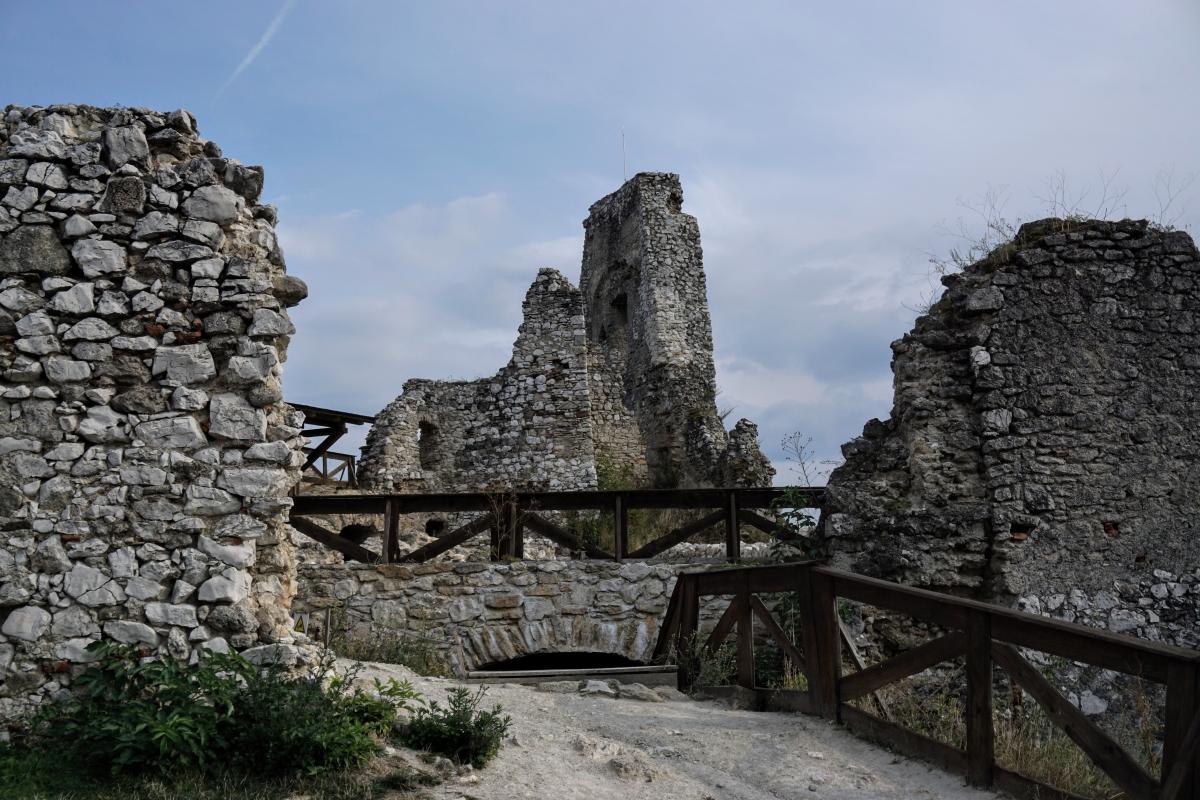 čachtický hrad návšteva