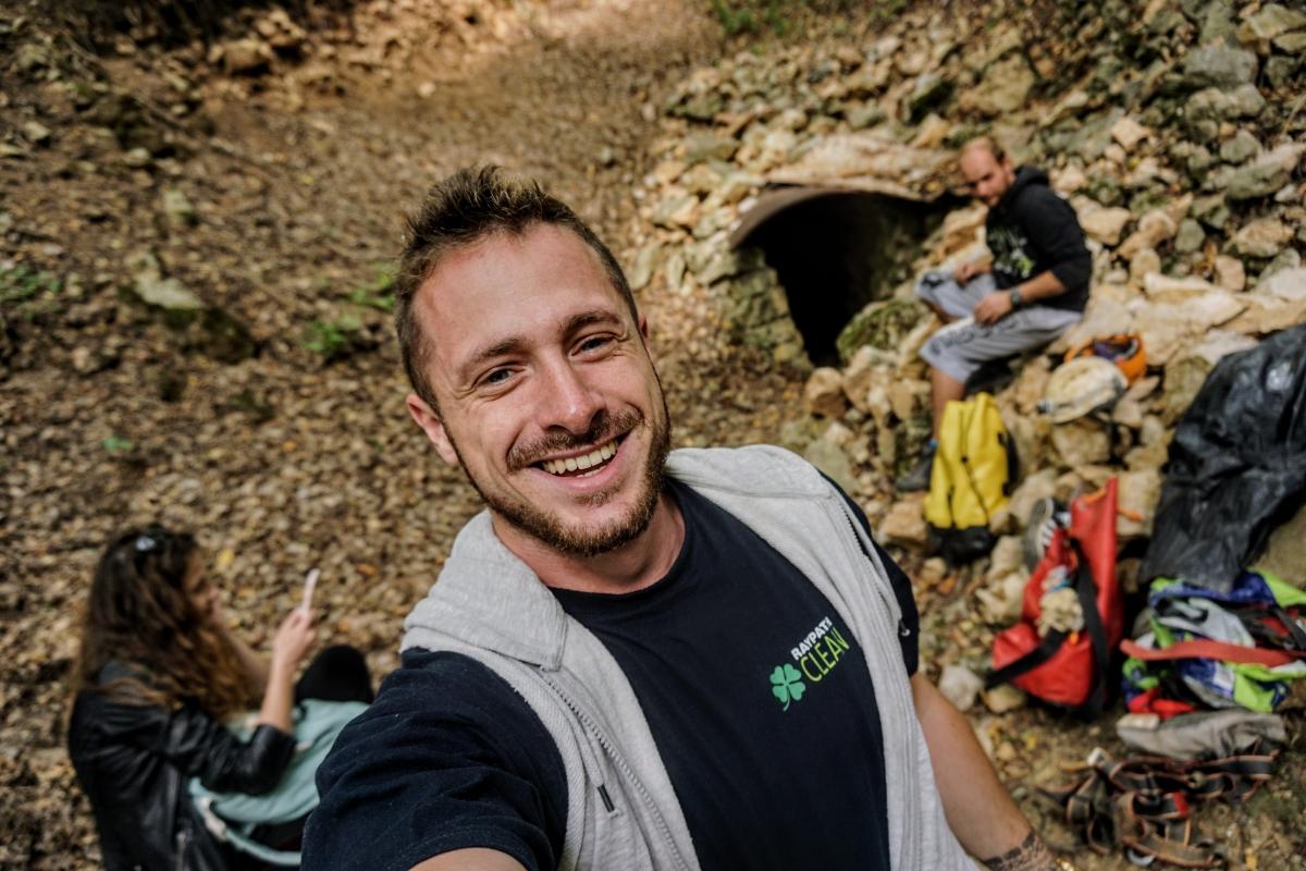 jaskyna hladový pramen vstup