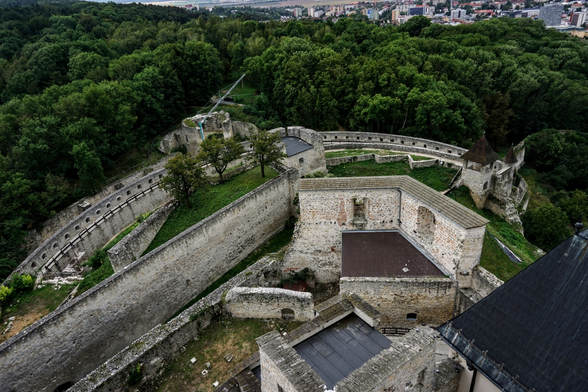 hrad v trencine