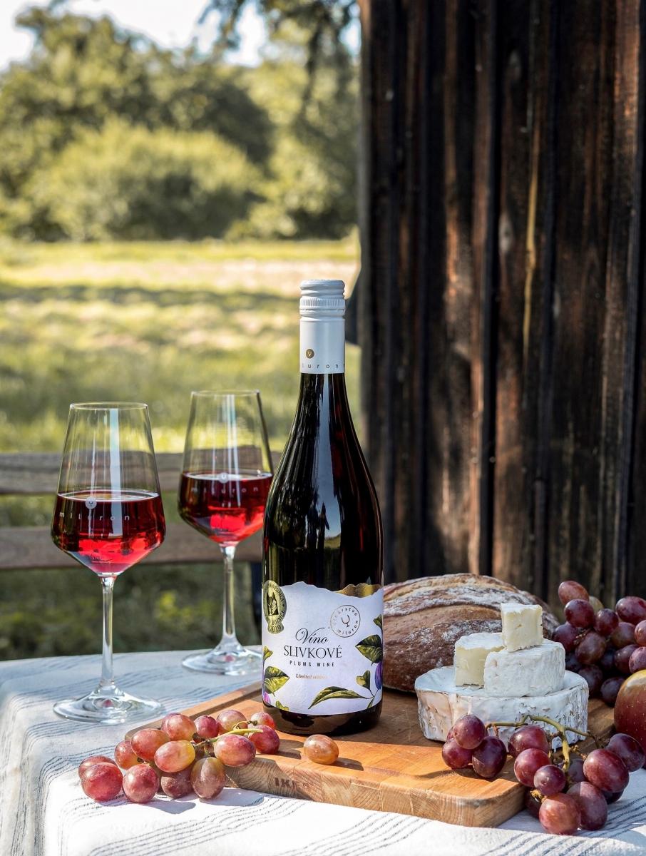 slovenské ovocné vína