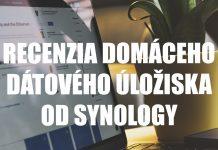 Moja recenzia Synology DS119j, domáceho dátového úložiska