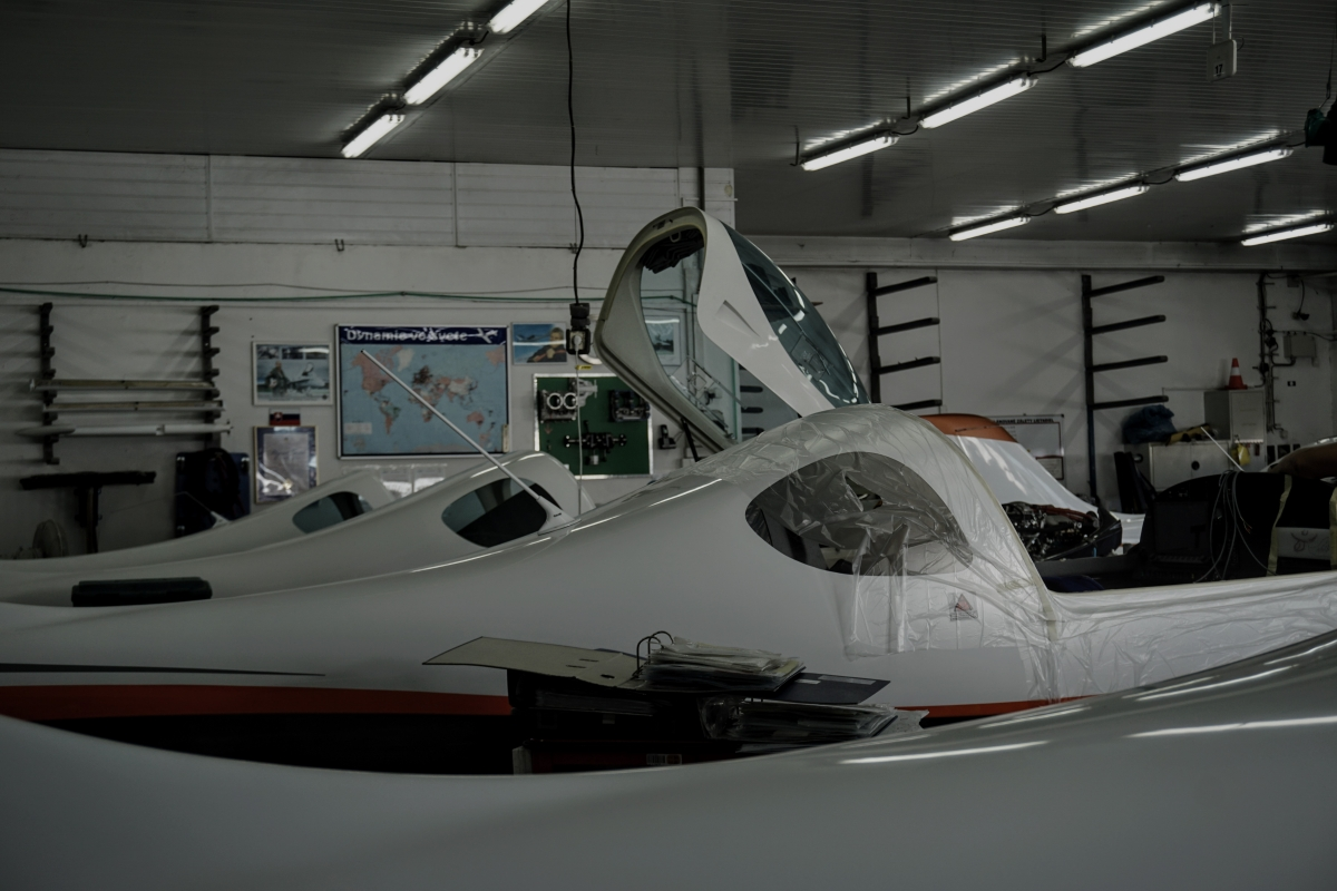aeroklub prievidza vyroba lietadiel