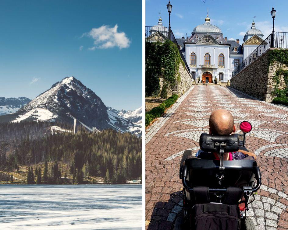 6 tipov na overené bezbariérové výlety pre vozíčkarov na Slovensku
