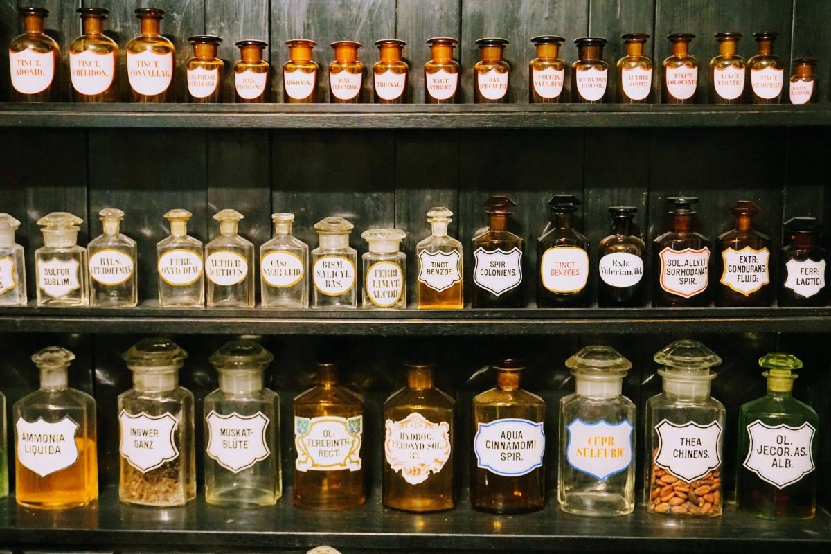 Radovljica alchemy museum
