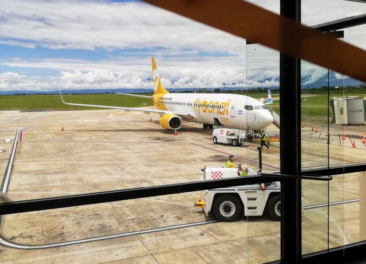 doprava lietadlom po argentíne