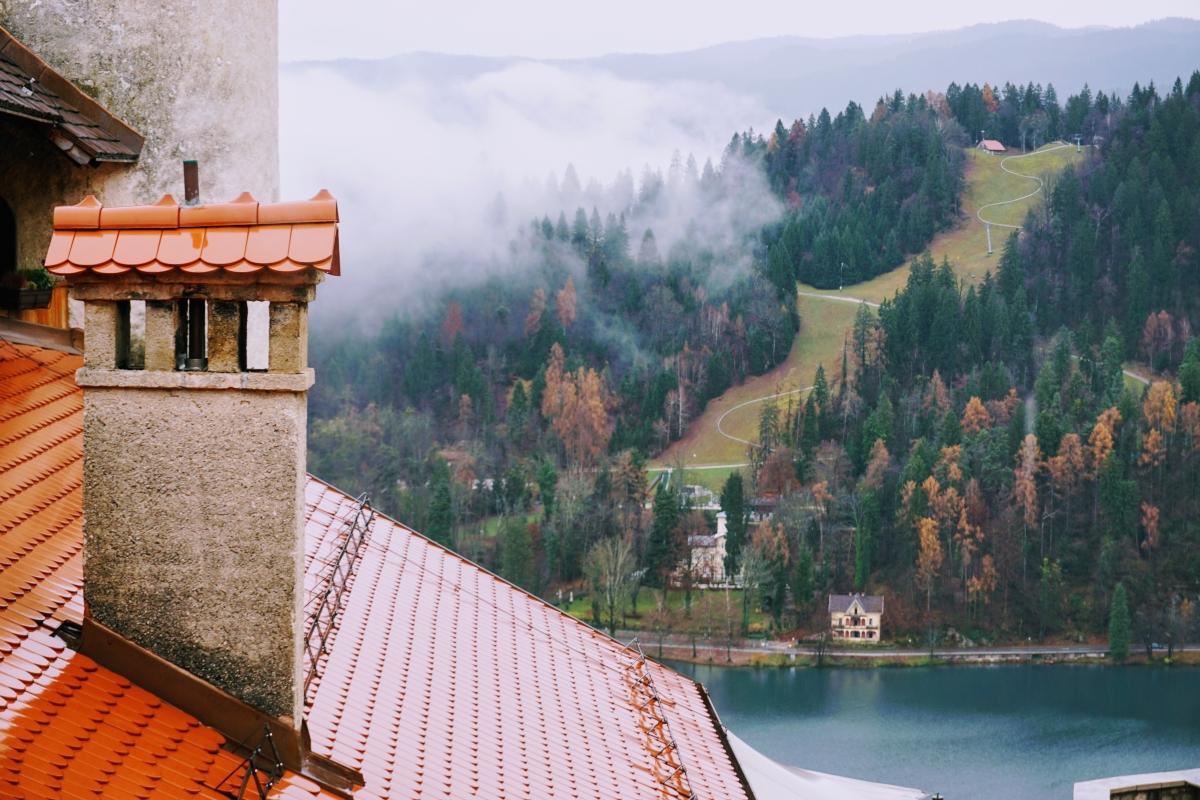 Hrad Bled.
