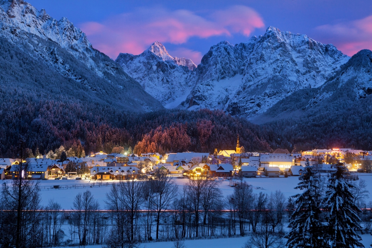Kranjska Gora Alpine Village