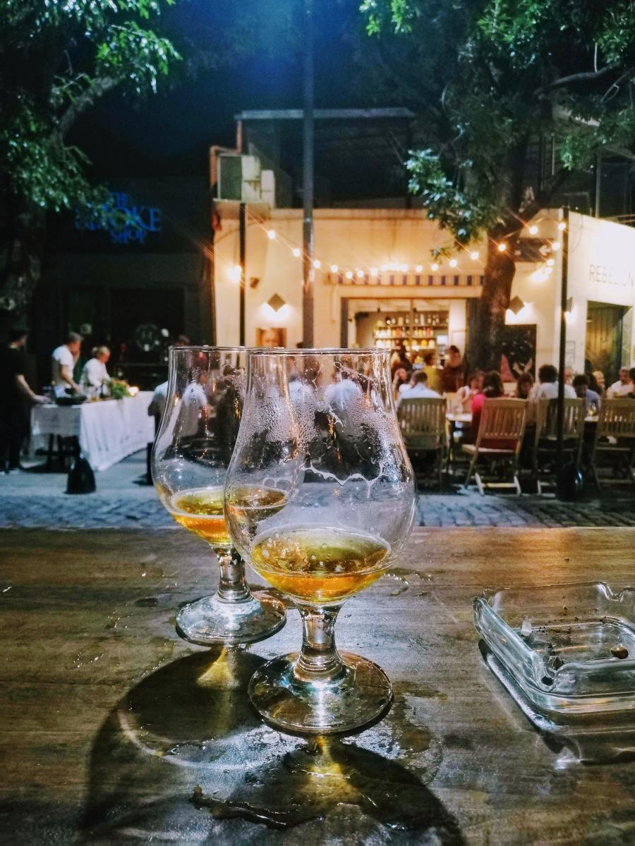 Palermo Viejo a dom Natalie Oreiro v Buenos Aires